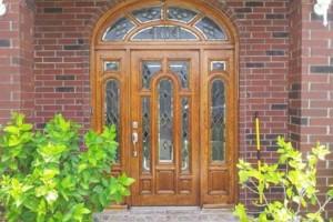 Photo #7: Restoring Front doors
