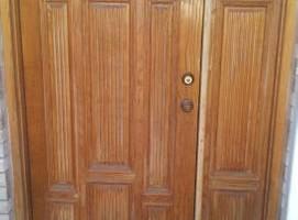 Photo #6: Restoring Front doors