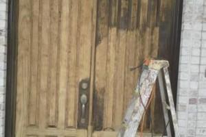 Photo #4: Restoring Front doors