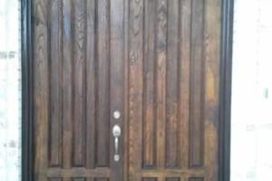 Photo #3: Restoring Front doors
