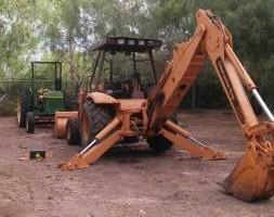 Photo #1: Tractors services by Mr. Cedillo
