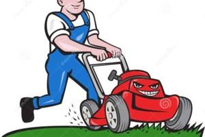 Photo #1: Lawn Mowing Services by Gerardo