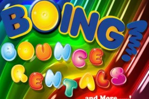 Photo #7: Boing! Bounce Rentals & More (Moon Jumps, Waterslide, Tables, Chairs)