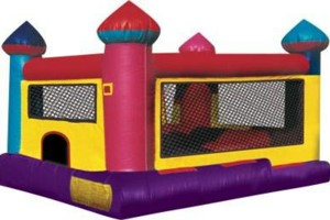 Photo #4: Boing! Bounce Rentals & More (Moon Jumps, Waterslide, Tables, Chairs)