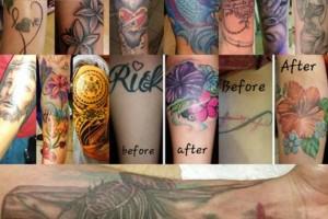Photo #1: Tattoos by Lady Ink MaryJane
