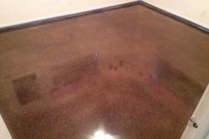 Photo #1: Decorative-Concrete-Colors-Acid-Stain/Floor-restoration