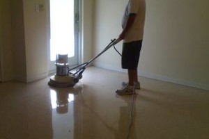 Photo #1: QUALITY SHINE MARBLE POLISHING, INC/ PULIDOR DE MARMOL