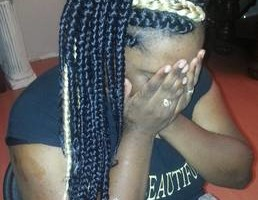 Photo #4: BRAIDS BEST BRAIDS! Cornrows start at $25!