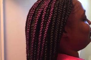 Photo #12: MawaAFRICAN HAIR BRAIDING