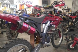 Photo #2: Motorcycle/ATV service by Aces