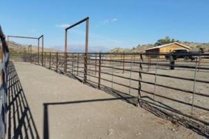 Photo #1: Crazy Mountain Fabrication. Fencing/Corrals Installation