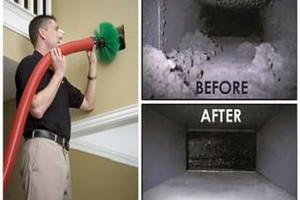 Photo #1: NADCA Air Duct & Dryer Vent Cleaning