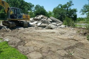 Photo #10: Prestige Construction and Landservices - bulldozer, trackhoe, bobcat work