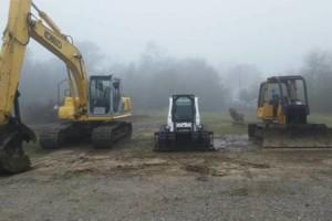 Photo #3: Prestige Construction and Landservices - bulldozer, trackhoe, bobcat work