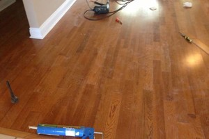 Photo #8: Floor covering, installation and repair