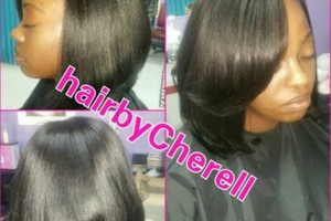 Photo #4: Natural looking sew ins special! Naturally Sweet Hair Salon
