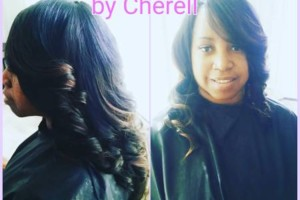 Photo #1: Natural looking sew ins special! Naturally Sweet Hair Salon