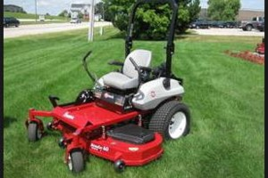 Photo #1: LAWN and BUSHHOG WORK and PROPERTY MAINTENANCE