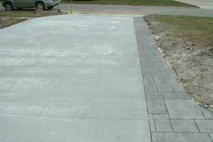 Photo #4: Frontier Concrete - Decorative Concrete Overlays & Custom flatwork