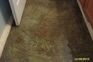 Photo #2: Frontier Concrete - Decorative Concrete Overlays & Custom flatwork