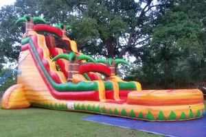 Photo #1: Inflatable Party Rentals