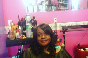 Photo #1: Atlanta Stylist is offering sew in with hair $75 up .. $50 up sew in...