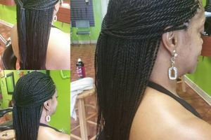 Photo #1: Harby's Braids $140/ hair included