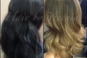 Photo #1: Yesenia - New Waves Salon and Spa