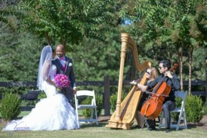 Photo #1: STRING QUARTET/TRIO FOR ANY EVENT! - Aristo Strings NYC...