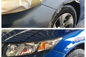 Photo #1: Auto Body & Truck Collision repair