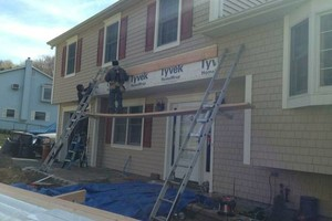 Photo #6: ROOFING, GUTTERS, SIDING, PAINTING, GENERAL REPAIRS, MASONRY
