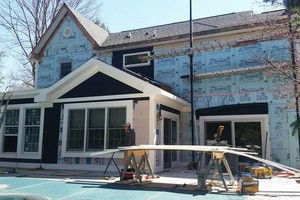Photo #3: ROOFING, GUTTERS, SIDING, PAINTING, GENERAL REPAIRS, MASONRY