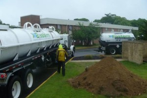 Photo #16: Cesspool Service, Excavation, Well Drilling, Sewer Drain Pumping