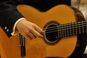 Photo #1: GUITAR & VIOLIN duo for your WEDDING / EVENT