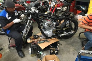 Photo #3: Motorcycle Restoration 60's 70's 80's