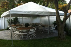 Photo #9: Inflatable Bounce Houses, Tents, Tables &Chairs