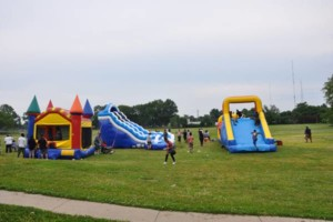 Photo #12: Inflatable Bounce Houses, Tents, Tables &Chairs