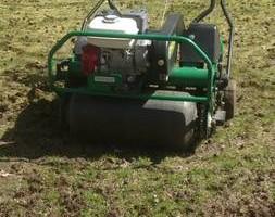 Photo #1: Lawn Aeration