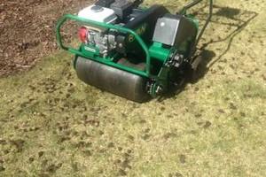 Photo #4: Lawn Aeration