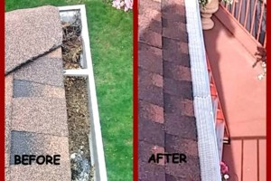 Photo #1: CHECK YOUR GUTTERS TODAY! Premium Gutters