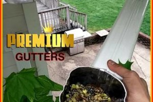 Photo #3: CHECK YOUR GUTTERS TODAY! Premium Gutters