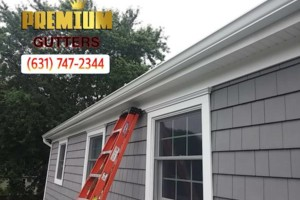 Photo #5: CHECK YOUR GUTTERS TODAY! Premium Gutters