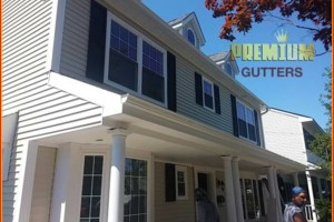 Photo #6: CHECK YOUR GUTTERS TODAY! Premium Gutters