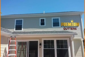 Photo #8: CHECK YOUR GUTTERS TODAY! Premium Gutters