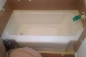 Photo #14: All surface bathtub reglazing