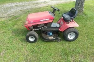Photo #1: JW'S  lawnmower, tractor, ... , repair