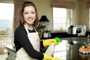 Photo #1: Maid Service. Monthly or biweekly cleaning
