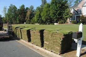 Photo #1: SOD INSTALL 50CENT/SQ FT! WE WILL BEAT ALL OTHERS ON PRICE!