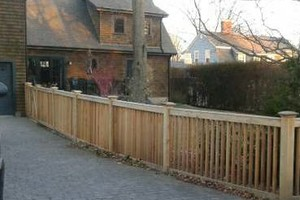 Photo #1: Lighthouse Services Fencing. Free Quotes!