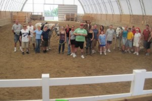 Photo #1: Forever Free Farms - Horse Boarding - $550/monthly